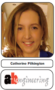 Catherine Pilkington
